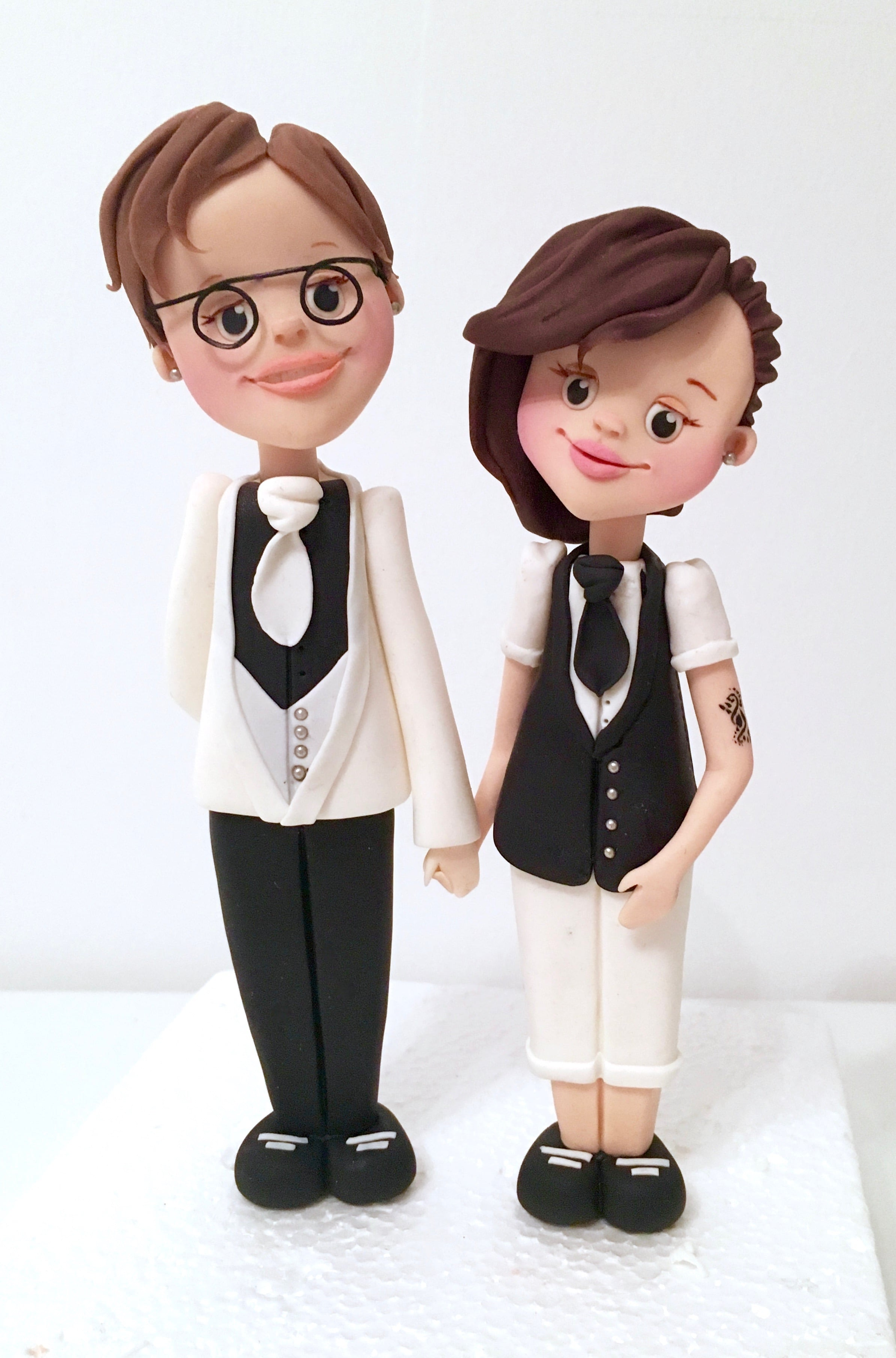 Lesbian Wedding Toppers 47