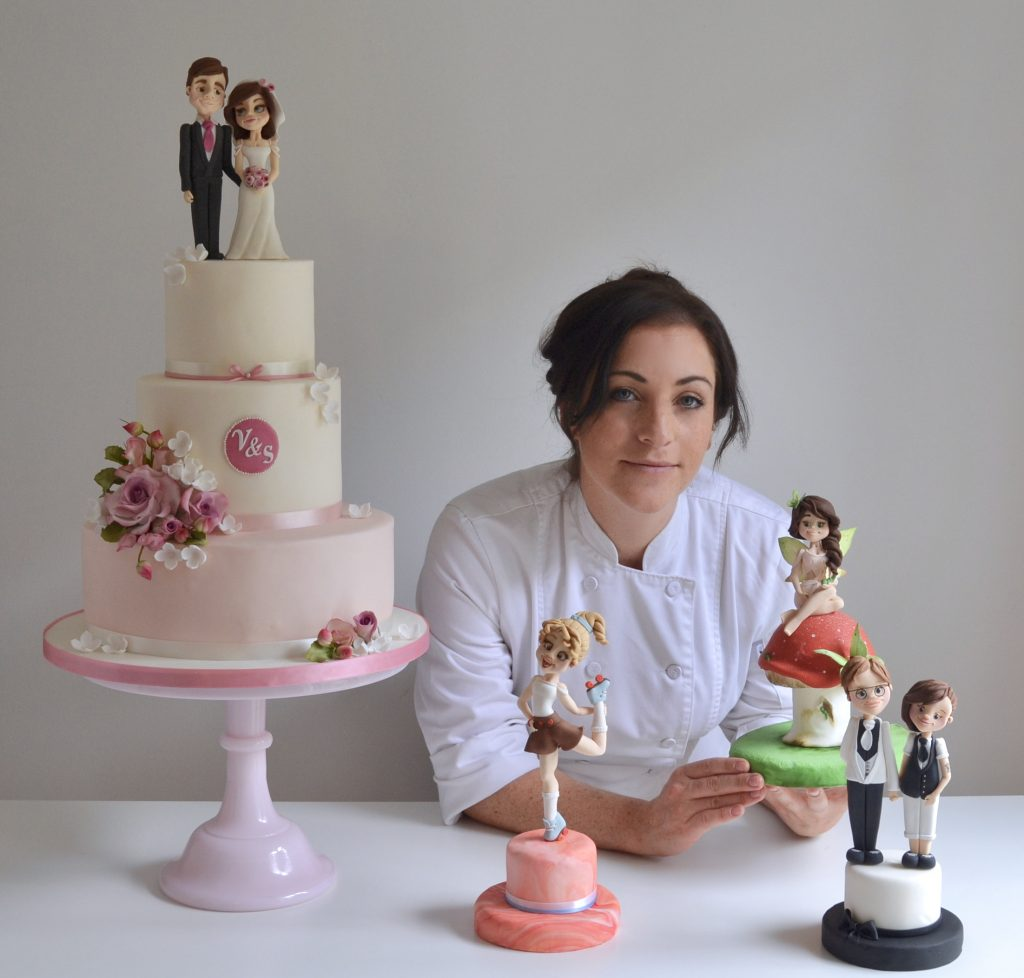 Christina Georgiou at Tasteful Cakes