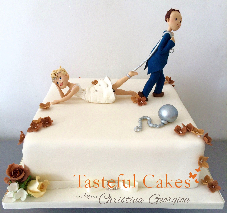 Fancy Boston Bruins Wedding Cake Topper Inspiration - The Wedding ...