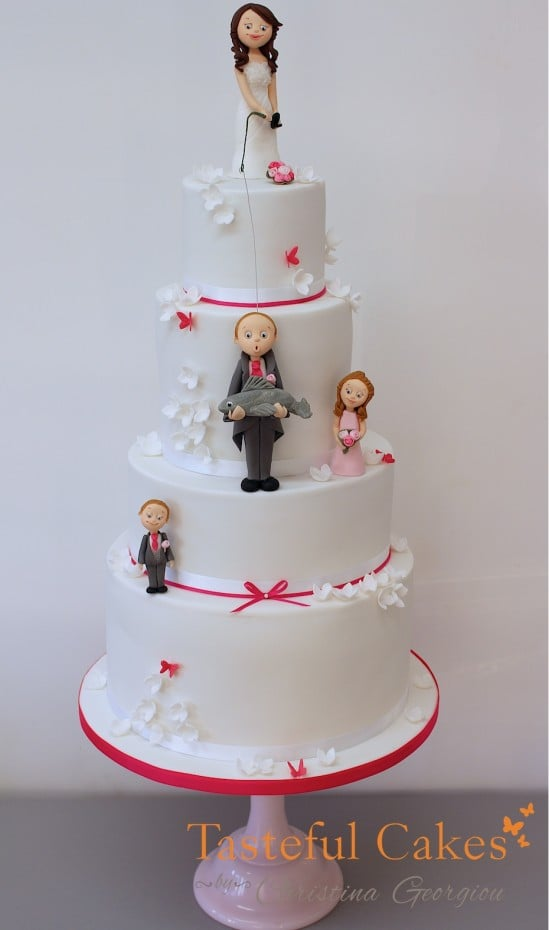 family wedding cake toppers uk cakes by georgiou family 14186