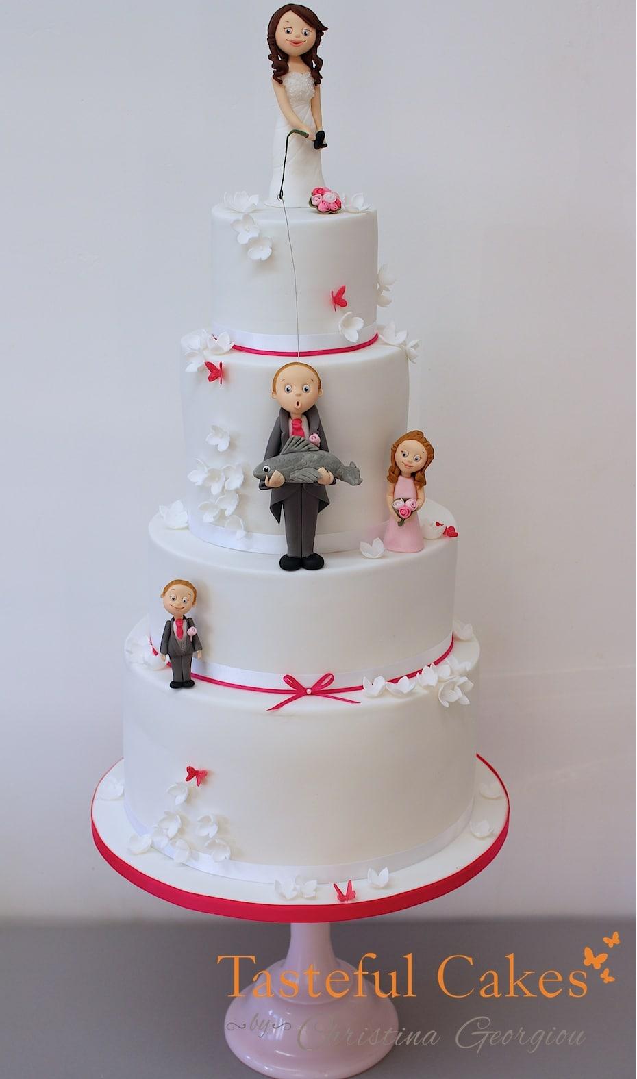 Tasteful Cakes By Christina Georgiou
