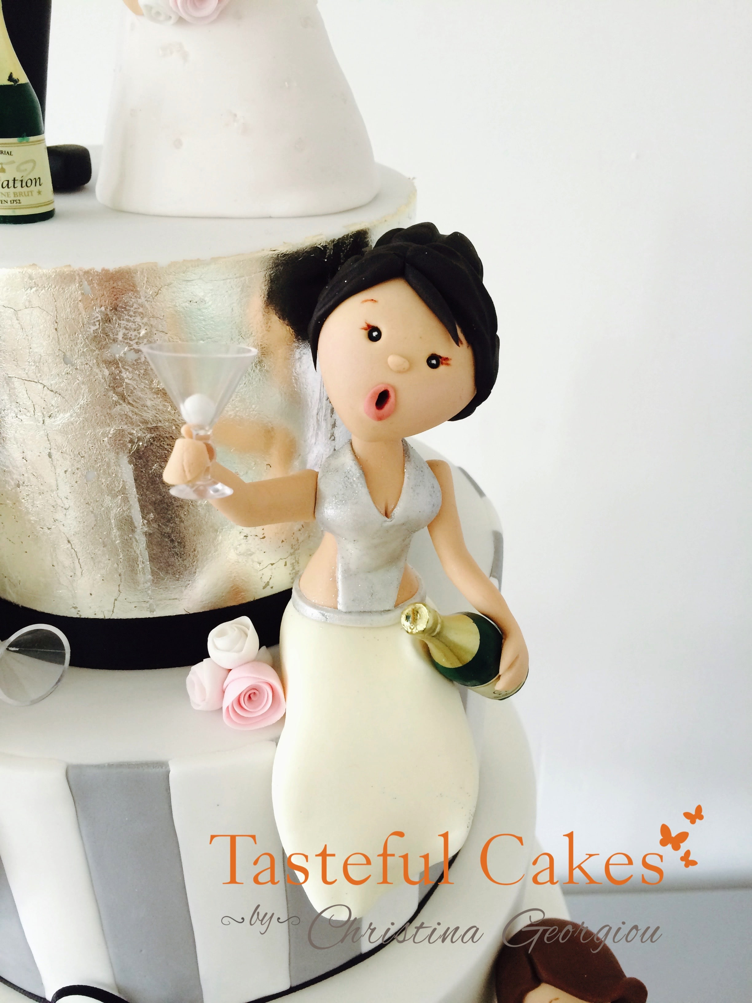 Tasteful Cakes By Christina Georgiou
