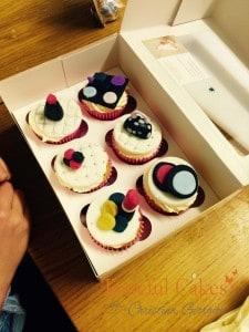Childrens Make-up Cupcake Class 2