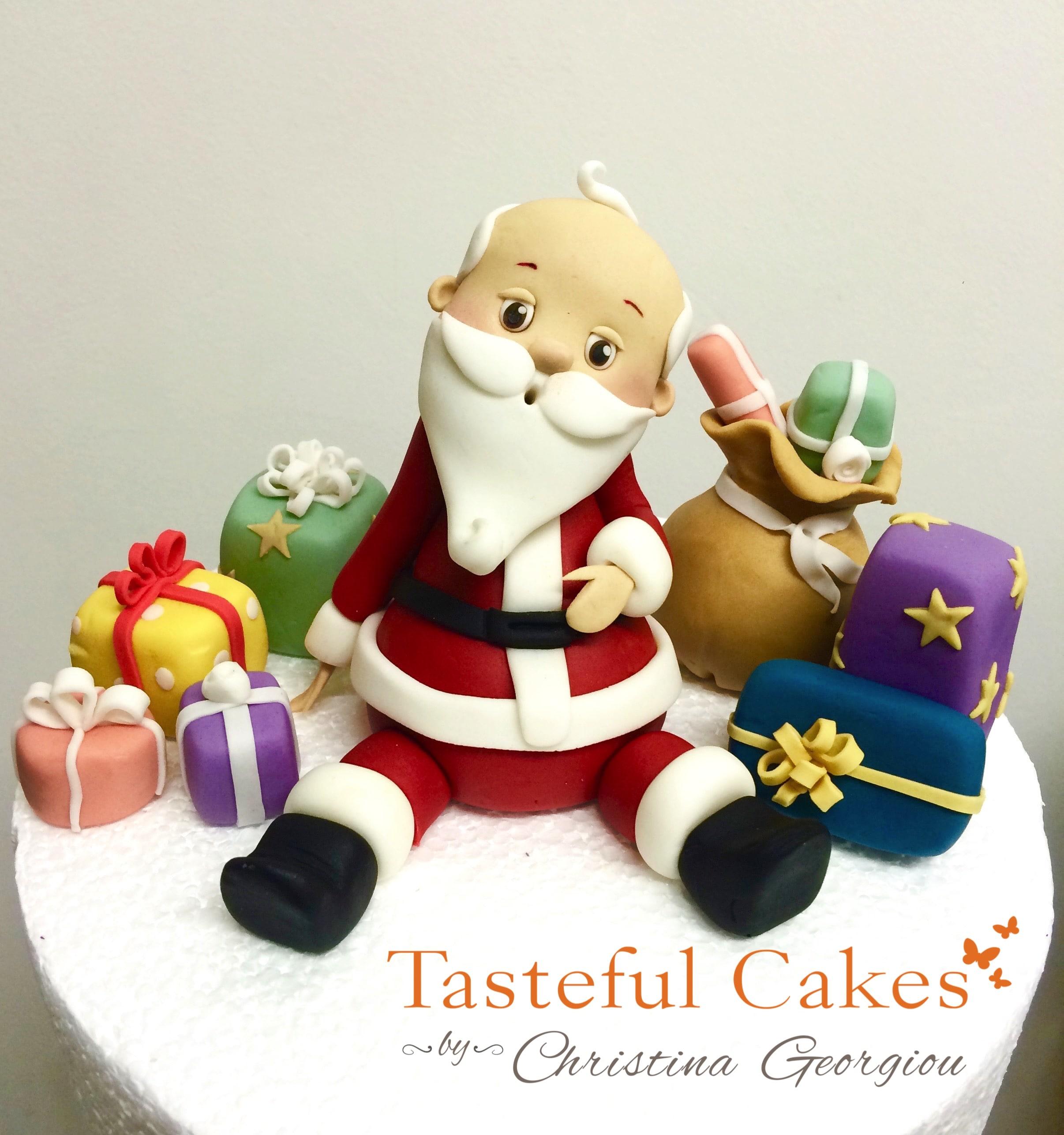 Professional Pastry And Cake Design School Pescara : Tasteful Cakes By Christina Georgiou Tasteful Cakes ...