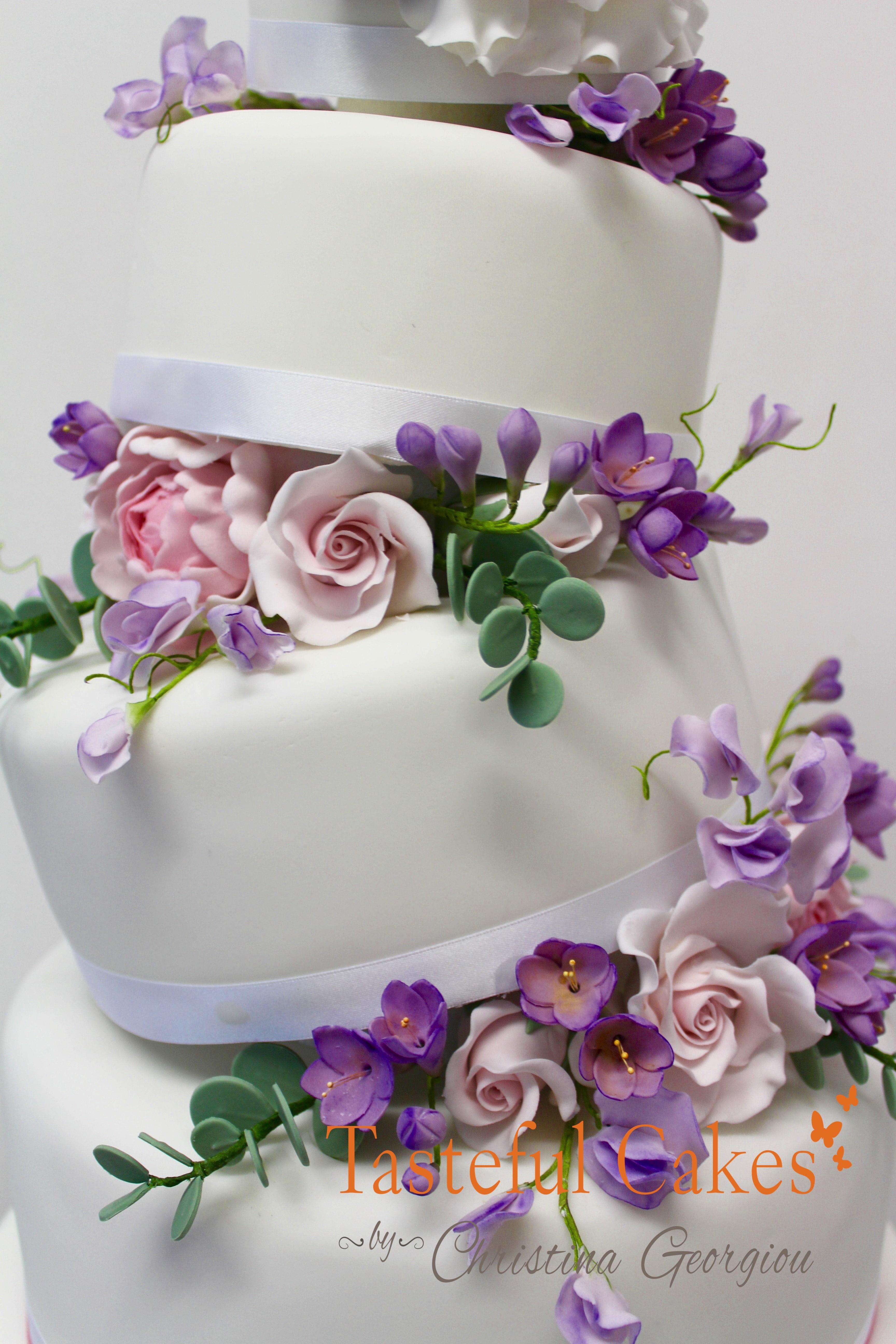 Tasteful Cakes By Christina Georgiou | Tasteful Cakes ...