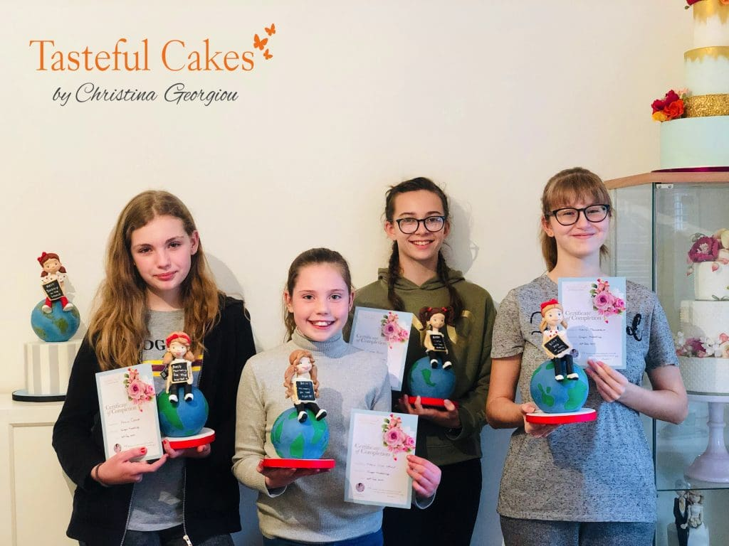 Children cake decorating classes