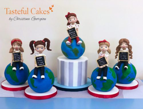 Children's/Junior – Cake Decorating Classes in Waltham Abbey, Essex.